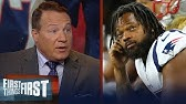Eric Mangini isn't shocked Pats suspended Michael Bennett for conduct   NFL   FIRST THINGS FIRST