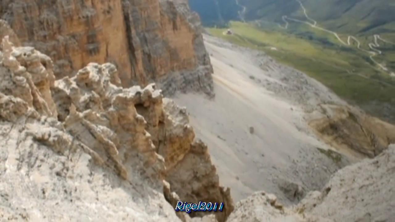 Sass Pordoi La Terrazza Delle Dolomiti Alta Val Di Fassa Dolomiti Trentino Alto Adige