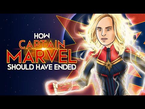 Bagaimana Kapten Marvel Seharusnya Berakhir