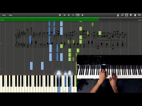 Sufjan Stevens - Romulus - (heavypiano) Piano Transcription