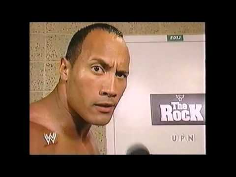 The Rock Funny Moments 17