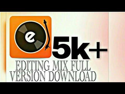 Edijing mix full version | download | free