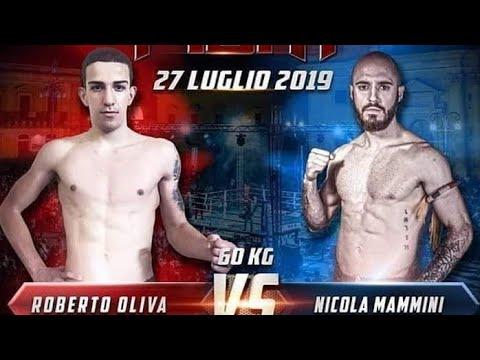 Evolution Fight 2019 Roberto Oliva (raini Clan) Vs Nicola Mammini (kurosaki Dojo)