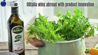 Olitalia wins abroad with product innovation
