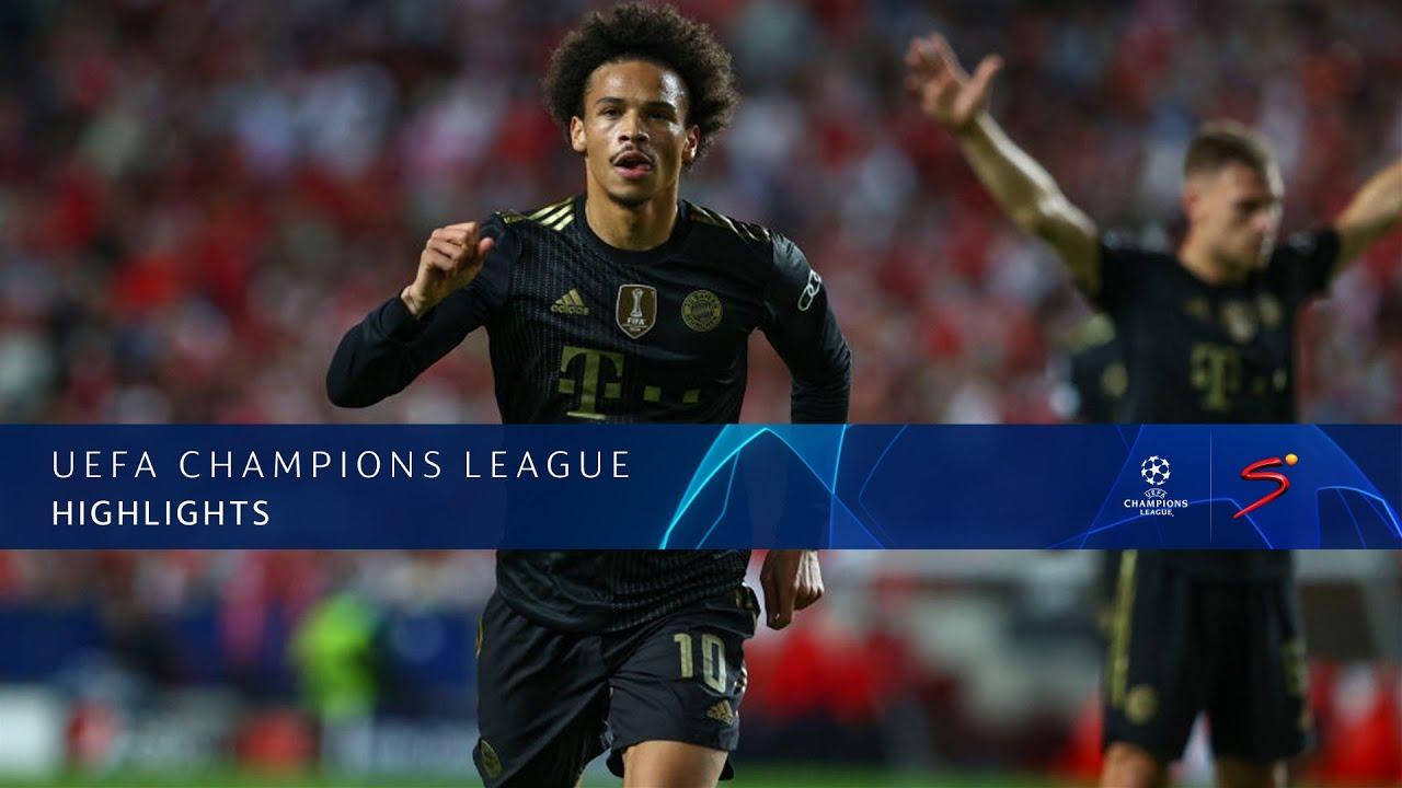Download UEFA Champions League   Group E   SL Benfica v Bayern Munchen   Highlights