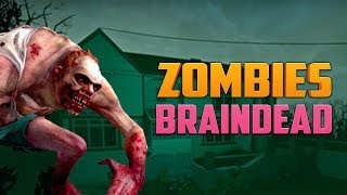BRAINDEAD ZOMBIES ★ Left 4 Dead 2 (L4D2 Zombie Games)