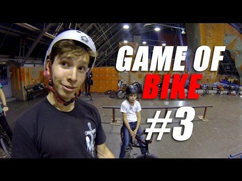 Game of BIKE #3 - Игорь Ровинский, Дима Гордей | Школа BMX Online