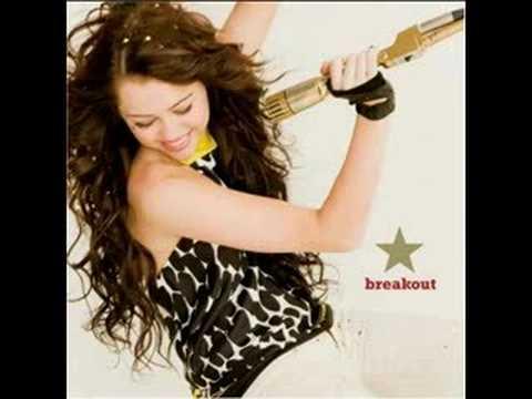Hannah Montana/Miley Cyrus - Breakout