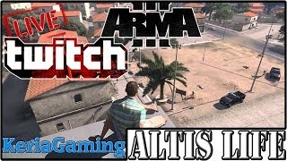 Altis Life Arma 3 - Monsieur L agent De Police (FUNNY MOMENTS)