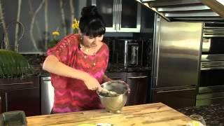 Кексы Рецепты   Выпечка с Бананами и Грецкими Орехами Видео