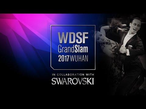 Kolobov - Busk, DEN | 2017 GS STD Wuhan | R1 VW | DanceSport Total