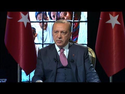 Cumhurbaşkanı Erdoğan: Myanmar'da yaşananları şiddetli bir şekilde kınıyoruz