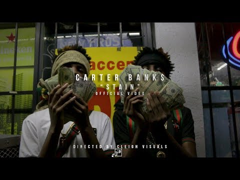 """Carterbank$ - """"Stain"""" (Official Video)   Canon 70D Music Video"""