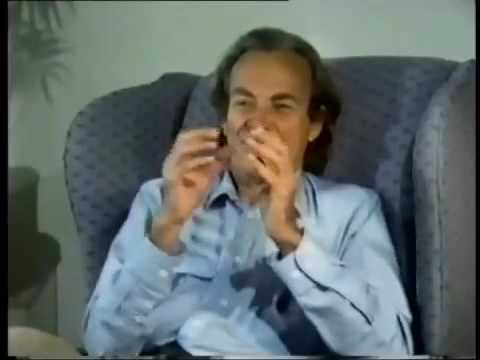 Richard Feynman Atoms