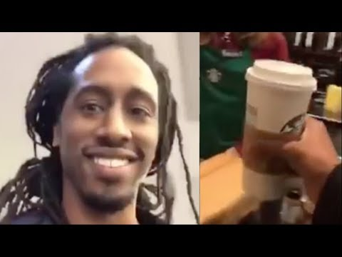 Starbucks Giving Black People Free Coffee for
