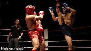 Hayk Amirbekyan highlights/knockouts 2017