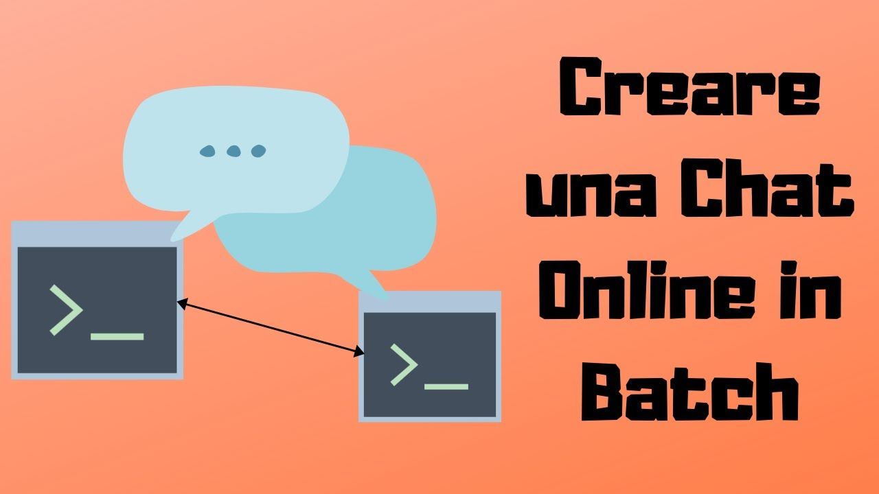 creare chat online
