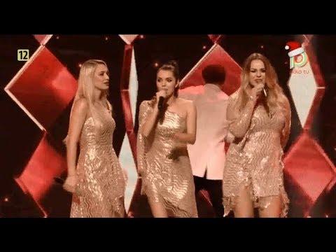 Top Girls -  Występ na Sylwestrze w Rytmie Disco 2018/2019!