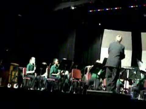 Piner Middle School Band-Shackelford Banks!