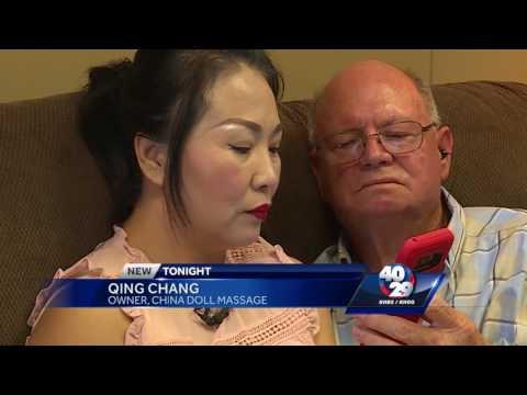 Massage Parlor Owner Speaks To 40/29 After Raid