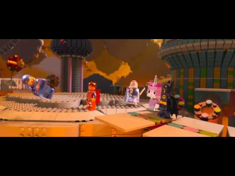 "The LEGO Movie - ""Escape from Cloud Cuckoo Land"" Clip"