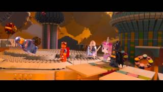 "(TFAF) The LEGO Movie Scene ""Escape from Cloud Cuckoo Land"""