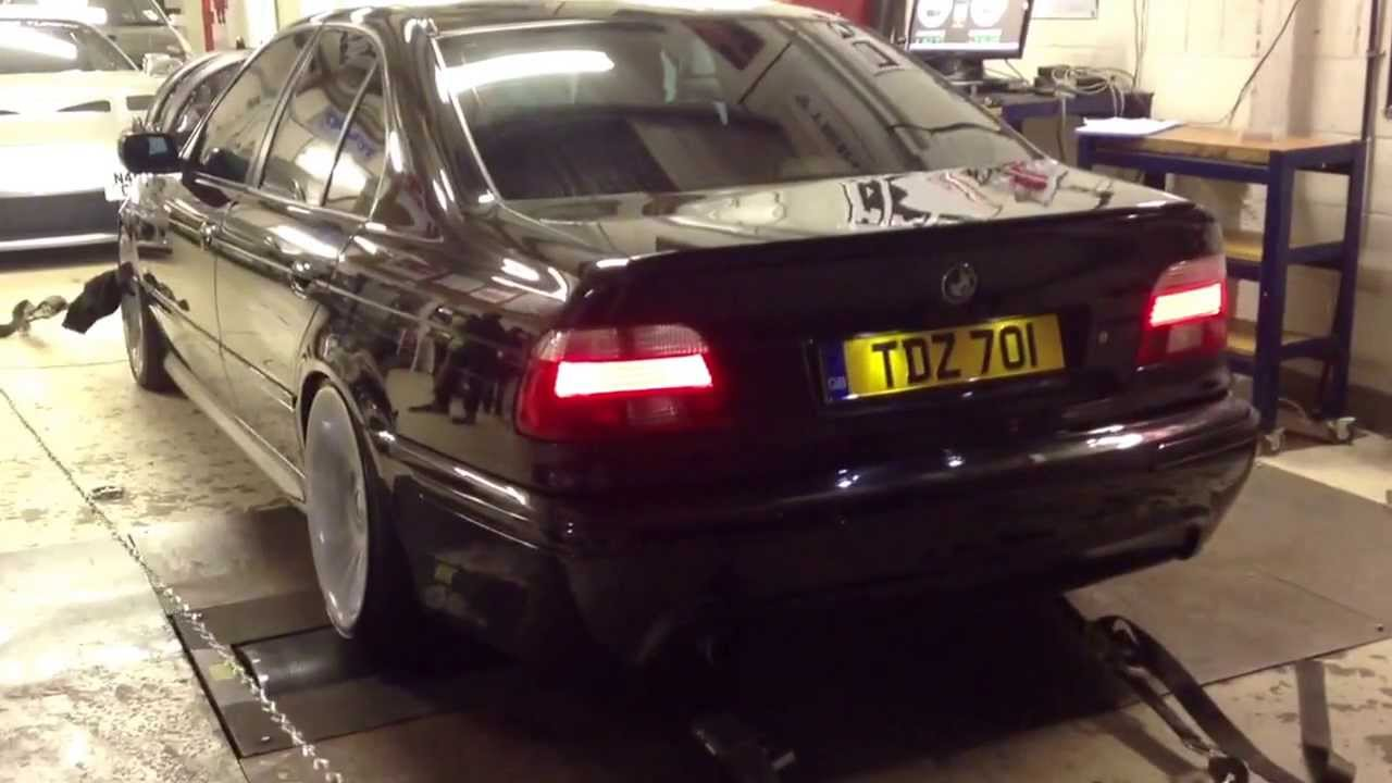 my old bmw e39 525d on rolling road making 180bhp at the. Black Bedroom Furniture Sets. Home Design Ideas