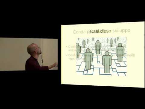Image from Conda: un gestore di pacchetti software per python e non solo