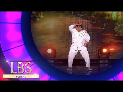 Akshat The Incredible Dancer | Little Big Shots Australia