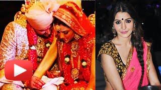 When Anushka Sharma Attended Ex Boyfriend Suresh Raina's Wedding | Cricketers & Actresses Connection