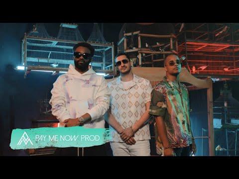 Смотреть клип Dj Moh Green Ft. Fally Ipupa & Djodje - Baila