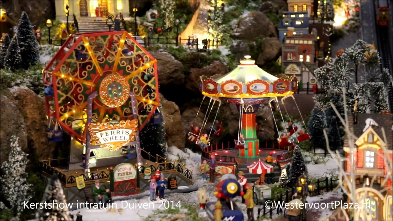 Kerstshow 2014 intratuin duiven youtube for Intratuin duiven