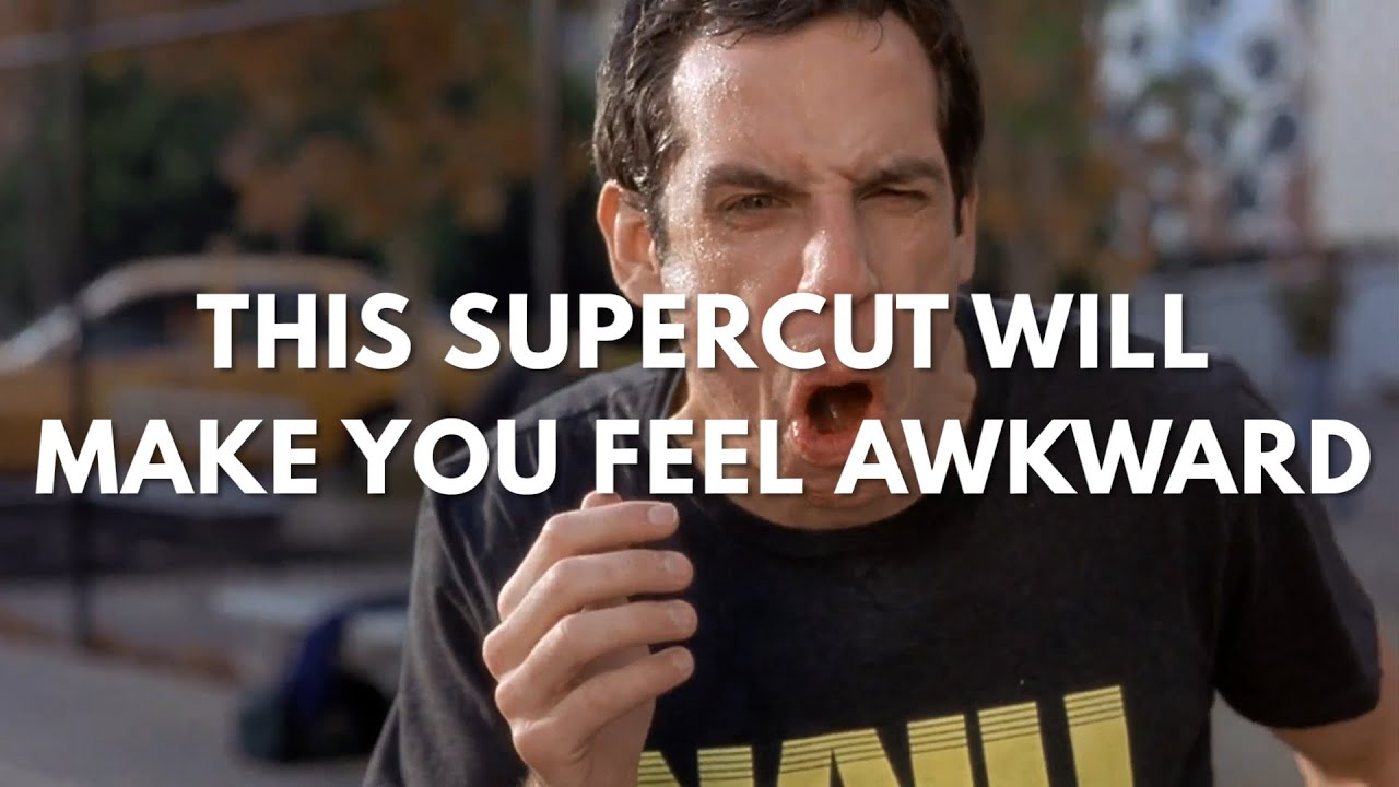 This Supercut Will Make You Feel Awkward
