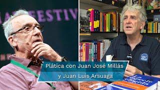 El escritor Juan José Millás y el paleontólogo Juan Luis Arsuaga hablan de su libro, en el que descifran las huellas de la Prehistoria en la actualidad de la especie humana