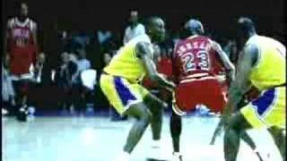 "Michael Jordan ""Frozen Moment"" Nike Commercial"
