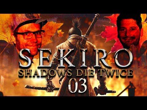 Die Wrestling-Oger  Sekiro Shadows Die Twice mit Simon & Nils 03