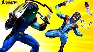 ОТБИРАЕМ ОРУЖИЕ у РЫСИ     игра Shadow Fight 2 СПЕЦИАЛЬНОЕ ИЗДАНИЕ бой с тенью