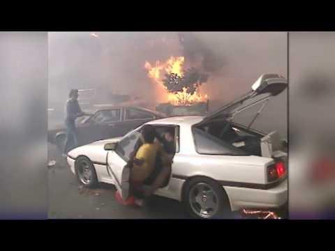 RAW VIDEO: Oakland Hills Firestorm