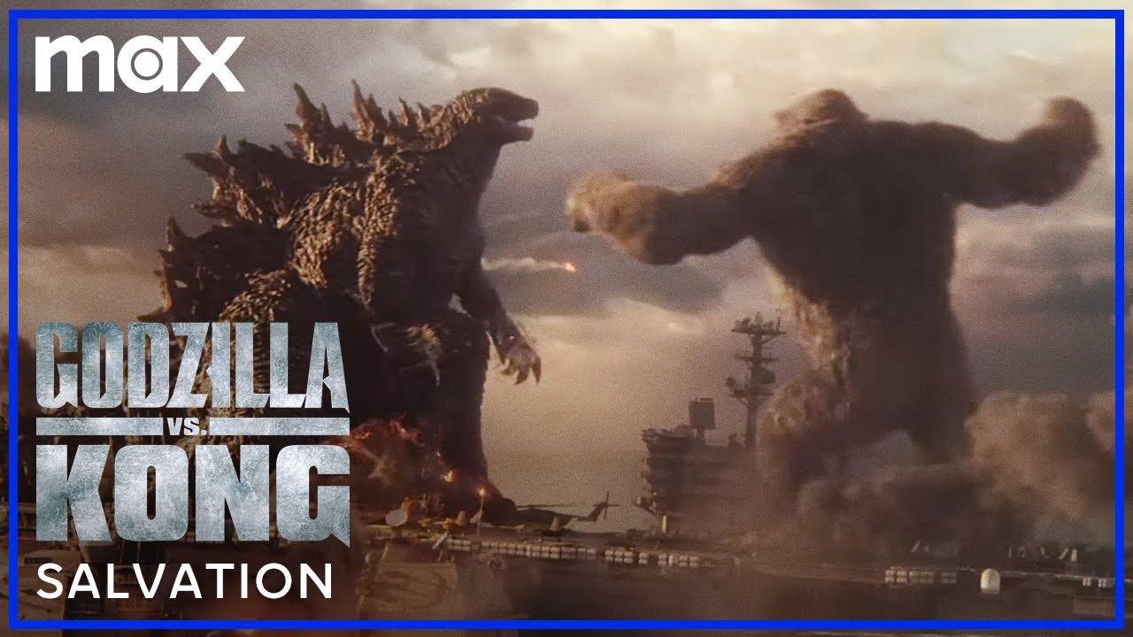 Godzilla Vs Kong Salvation Hbo Max Youtube