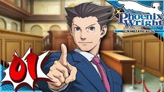 Phoenix Wright: Ace Attorney - Part 1 - Harry Butz