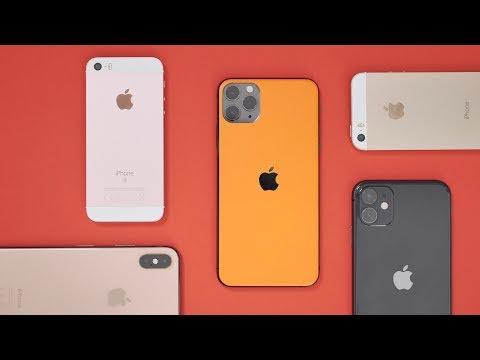 Jakiego iPhone'a wybrać