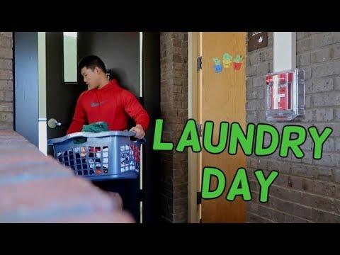 Doing Laundry In College   Stony Brook University   DIY