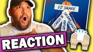 DJ Snake feat. Selena Gomez, Ozuna & Cardi B - Taki Taki [REACTION]