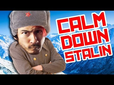 ABSOLUTELY NO CHILL!! | Calm Down Stalin
