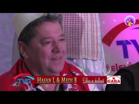 Asan Limani & Medi Beqiri - Udhes se shullanit GEZUAR 2016