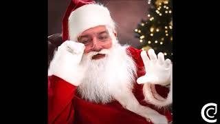 Snow In Santa's Beard Resimi