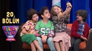 Güldüy Güldüy Show Çocuk 20 Bölüm Full HD Tek Parça