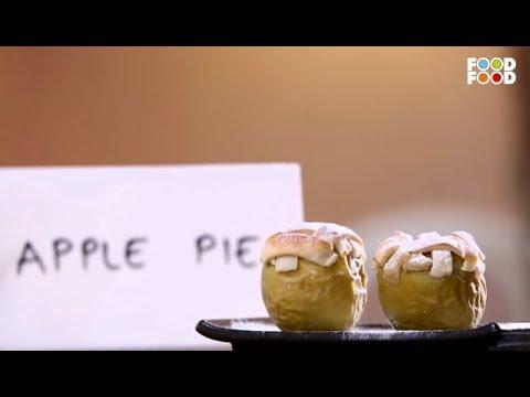 Mummy Ka Magic | Apple Pie Recipe | Chef Amrita Raichand | Refreshing Recipes