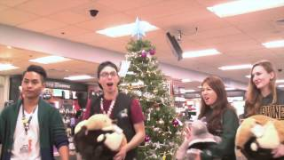"The Hill at UCI Presents ""All I Want For Christmas is You"" Lip Dub!"