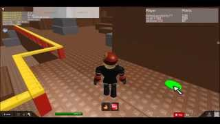 ROBLOX- my adventure part1: the haunted mansion